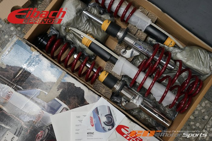 德國 Eibach PRS PRO-STREET-S 高階避震器 各車款規格販售/批發 歡迎詢問 / 制動改