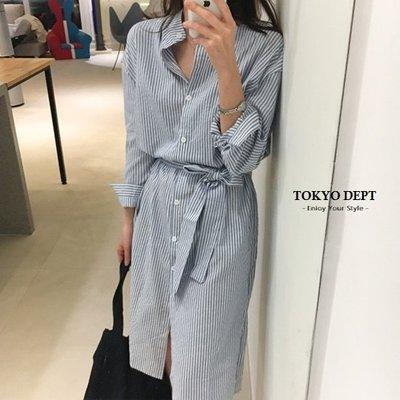 TOKYO DEPT【F8868】韓氣質長版襯衫.平口洋裝小洋裝小禮服洋裝韓雪紡洋裝露肩伴娘連身裙禮服絲