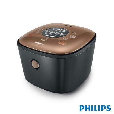 飛利浦 PHILIPS 4公升雙向智旋IH電子鍋 HD4558
