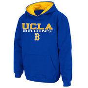 Youth Stadium Athletic Blue UCLA Bruins Stack II Hoodie