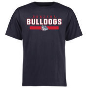 Men's Navy Gonzaga Bulldogs Team Strong T-Shirt
