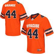 Men's Colosseum Navy Syracuse Orange Football Jersey