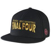 Men's Nike Black Oklahoma Sooners 2016 NCAA Men's Basketball Tournament Final Four Bound West Regional Champions Locker Room Adj