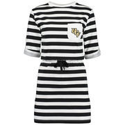 Women's Black/White UCF Knights Tie Breaker Dress
