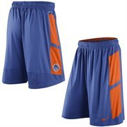 Mens Nike Royal Blue Boise State Broncos Varsity Fly Performance Shorts