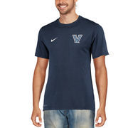 Men's Nike Navy Villanova Wildcats Touch Performance T-Shirt