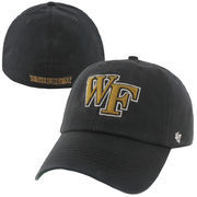Wake Forest Demon Deacons Franchise Fitted Hat - Black