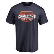 Men's Navy Virginia Cavaliers 2016 NCAA Men's Tennis National Champions T-Shirt