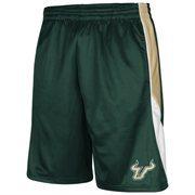 Mens South Florida Bulls Green Infinity Shorts