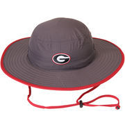 Men's Top of the World Charcoal Georgia Bulldogs Chili Dip Boonie Bucket Hat