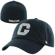 '47 Brand Georgetown Hoyas New Franchise Fitted Hat - Navy Blue