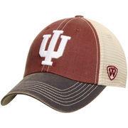 Top of the World Crimson Indiana Hoosiers Offroad Trucker Adjustable Hat
