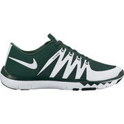 Men's Nike Green Michigan State Spartans Game Trainer 5.0 Shoes