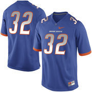 #32 Boise State Broncos Nike Replica Football Jersey - Royal