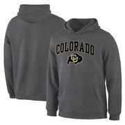 Men's Fanatics Branded Charcoal Colorado Buffaloes Campus Pullover Hoodie