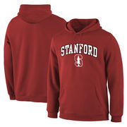 Men's Cardinal Stanford Cardinal Campus Pullover Hoodie