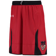 Men's Under Armour Red Cincinnati Bearcats Special Games Basketball Replica Shorts