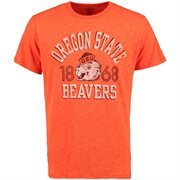 Men's '47 Brand Orange Oregon State Beavers Vintage Scrum T-Shirt