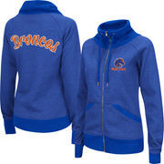 Women's Boise State Broncos Royal Blue Tahoe Jacket