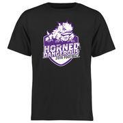 Men's Black TCU Horned Frogs Horned & Dangerous T-Shirt