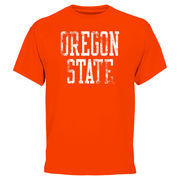 Men's Orange Oregon State Beavers Straight Out T-Shirt