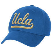 Men's adidas Blue UCLA Bruins Basic Structured Flex Hat