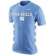 Men's Carolina Blue North Carolina Tar Heels 2015 Launch T-Shirt
