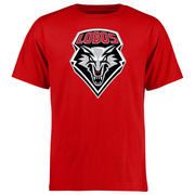 Men's Red New Mexico Lobos Big & Tall Classic Primary T-Shirt
