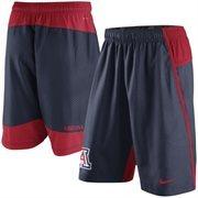 Men's Nike Navy Arizona Wildcats Fly 3.0 Shorts