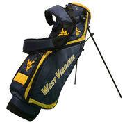 West Virginia Mountaineers Nassau Stand Golf Bag