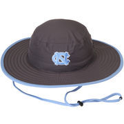 Men's Top of the World Charcoal North Carolina Tar Heels Chili Dip Boonie Bucket Hat