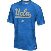 Men's adidas Blue UCLA Bruins 2016 Sideline Training climalite T-Shirt