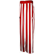 adidas Indiana Hoosiers Youth Tear Away Pants - Crimson