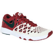 Nike Oklahoma Sooners Crimson Train Speed 4 Week Zero College Collection Shoes