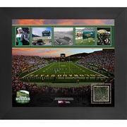 Colorado State Rams Framed 15