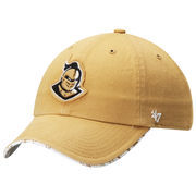 Women's '47 Brand Gold UCF Knights Olivia Clean Up Adjustable Hat