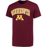 Men's Fanatics Branded Maroon Minnesota Golden Gophers Campus T-Shirt