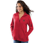Women's Columbia Red Cornell Big Red Give & Go Full-Zip Jacket