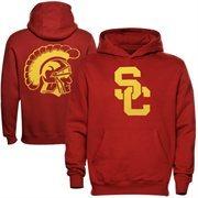 USC Trojans Tanker Hoodie - Cardinal/Gold