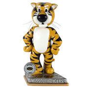 Missouri Tigers Mascot Springy Logo Bobblehead