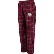 Men's Concepts Sport Maroon Texas A&M Aggies Ultimate Flannel Pajama Pants