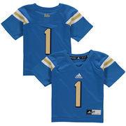 Toddler adidas #1 Blue UCLA Bruins Replica Football Jersey