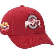 Men's Top of the World Red Ohio State Buckeyes 2016 Fiesta Bowl Bound Crew Adjustable Hat