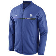 Men's Nike Royal Kentucky Wildcats 2016 Sideline Elite Hybrid Performance Jacket