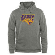 Men's Ash Northern Iowa Panthers Classic Primary Pullover Hoodie