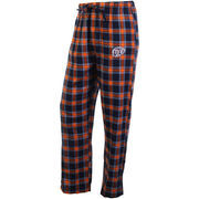 UTEP Miners Acclaim Flannel Pant - Navy Blue/Orange