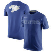 Men's Nike Royal Kentucky Wildcats Disruption T-Shirt