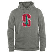 Men's Ash Stanford Cardinal Classic Primary Pullover Hoodie