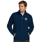 Men's Antigua Navy Butler Bulldogs Ice Full-Zip Jacket