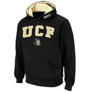 Men's Stadium Athletic Black UCF Knights Arch & Logo Pullover Hoodie